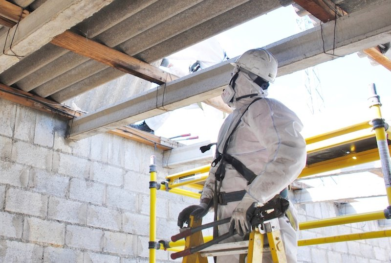 Hiring Professional for Asbestos Abatement