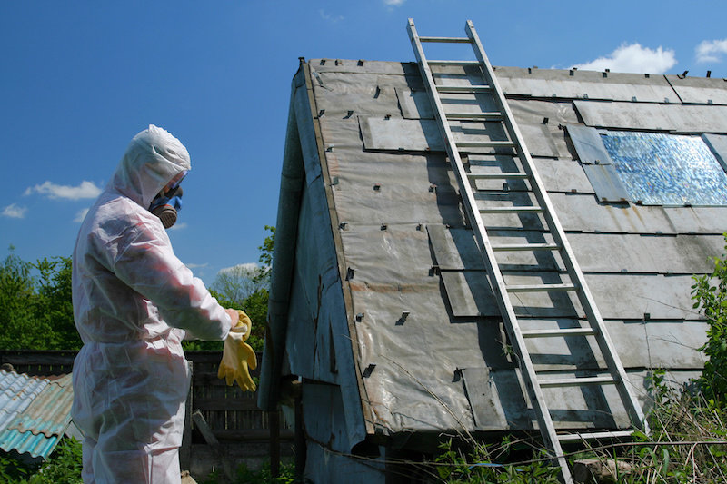 Proper Asbestos Abatement Equipment